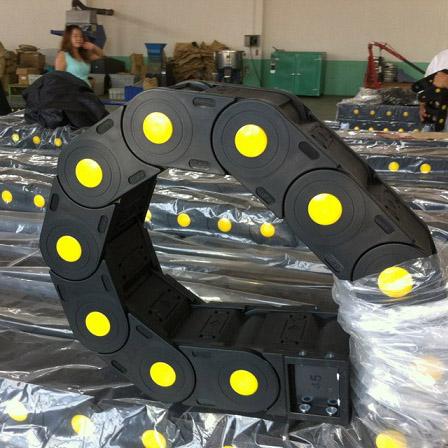 45系列承重型塑料拖链